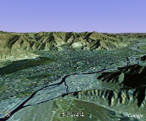 Potala - Google Earth