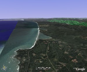 Redwood National Park - Google Earth