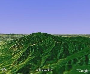 泰山 - Google Earth