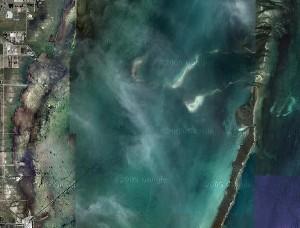 比斯坎国家公园 - Google卫星照片