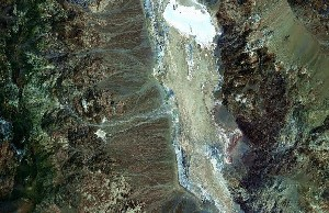 Death Valley National Park - Google Satellite Photo