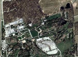 长木花园 - Google卫星照片