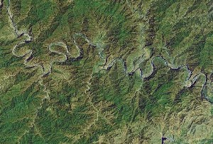 Shidu - Google Satellite Photo