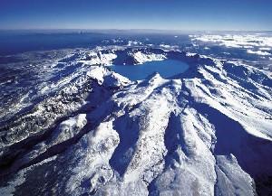 Heaven Lake of Mount Changbai