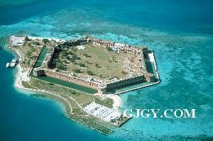 Dry Tortugas 国家公园