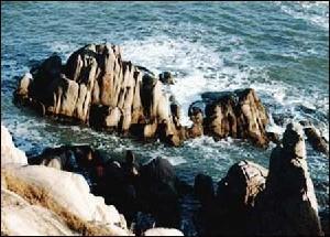 Seaside of Jiaodong Peninsular