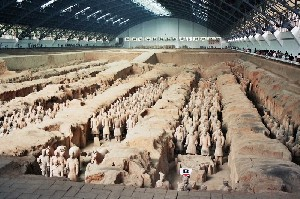 Terracotta Army & Mount Li