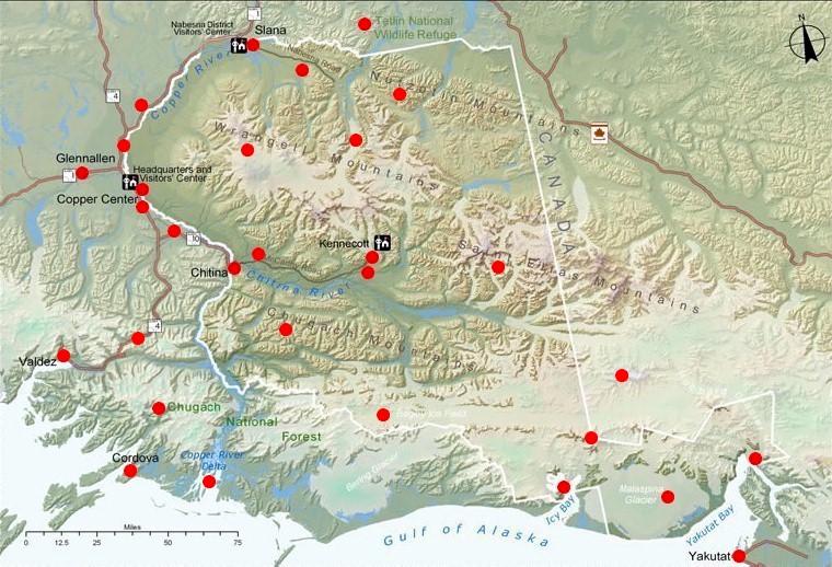 兰格尔-圣伊利亚斯国家公园