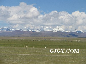 Namtso & Nyainqêntanglha Mountains