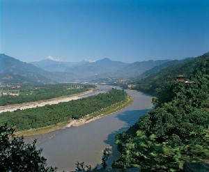 Mount Qingcheng and Dujiangyan