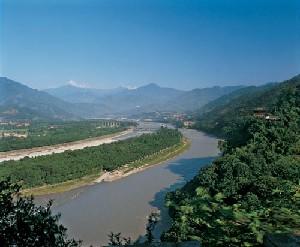 Mount Qingcheng and Dujiangyan