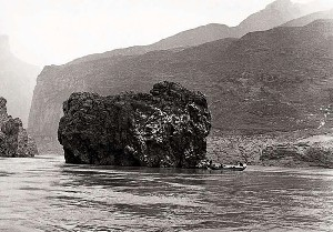 滟滪堆,1956年