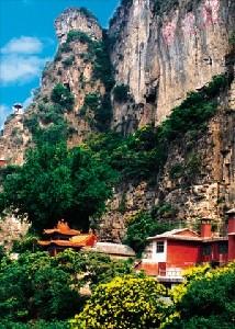Xibaipo & Mount Tiangui