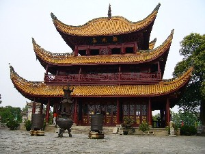 Yueyang Tower & Dongting Lake
