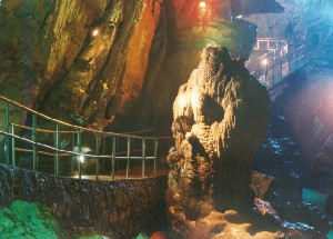 Ziquejie Terrace & Meishan Caves